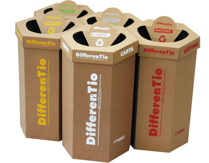 DifferenTio ECOBOX Ondulato