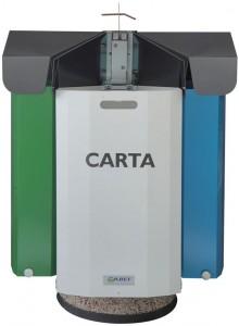 SixBox B40 Frontale Contenitore porta rifiuti