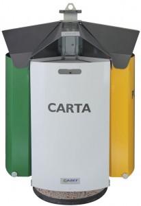 SixBox B20 Frontale Contenitore porta rifiuti